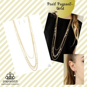 Pearl Pageant - Gold